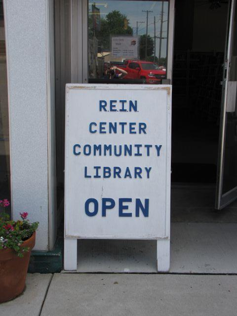 REIN Community Library